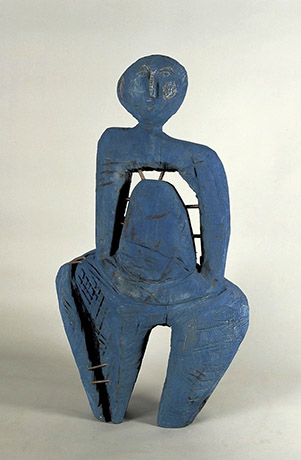 Margaret Hunter Sculpture